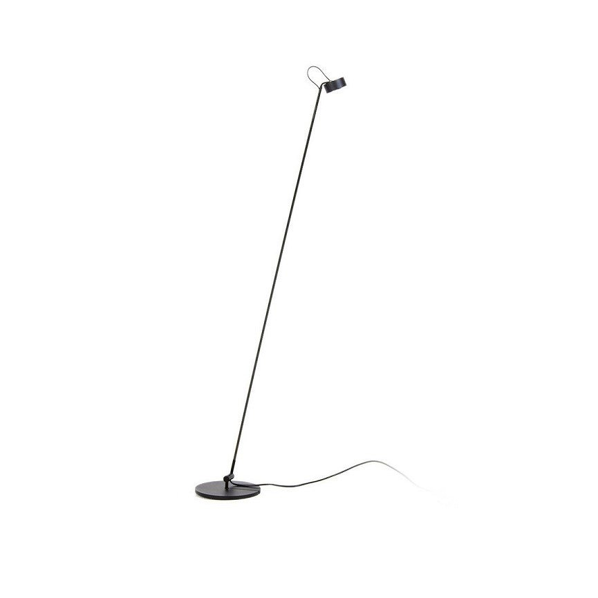 Vloerlamp Radius Absolut Basica 135 Zwart Soft Touch Dim