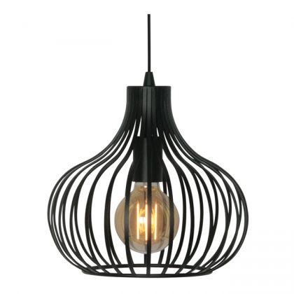 Hanglamp Aglio Zwart In 4 Formaten