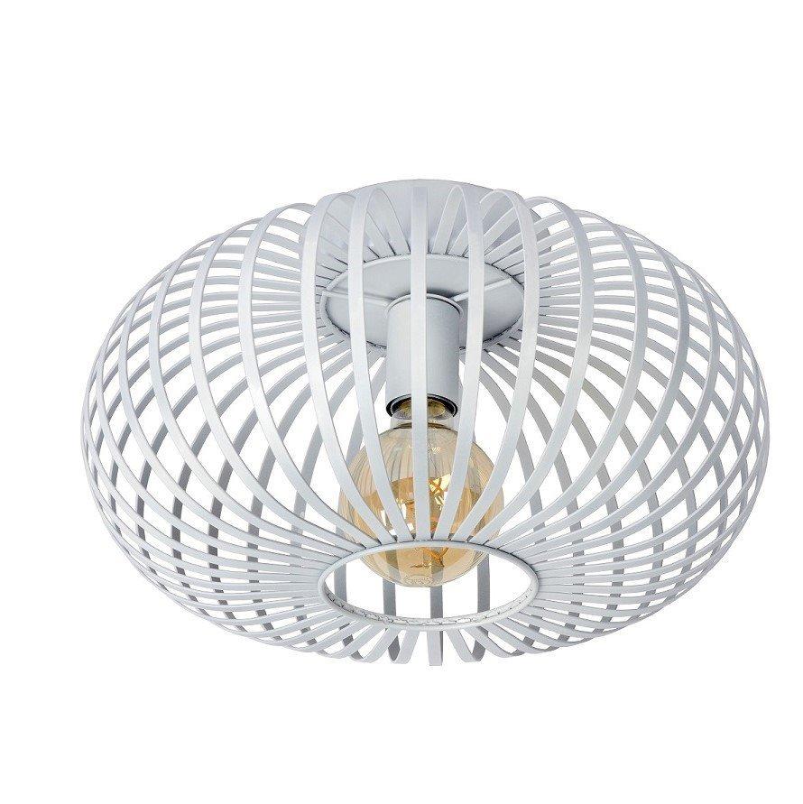 Plafondlamp met spijltjes