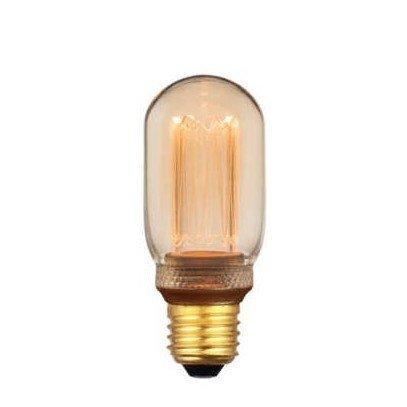 Dimbare Ledlamp 3Standen Goud Buis