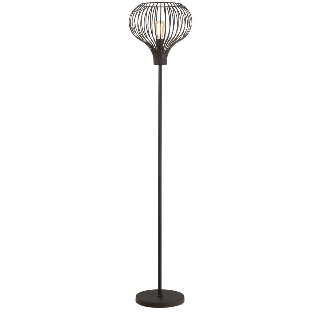 Vloerlamp Freelight Uglio Zwart