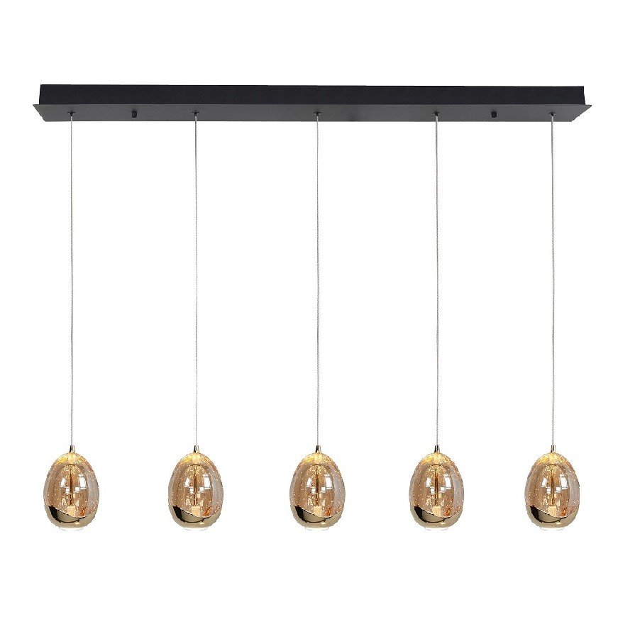 Hanglamp Highlight Golden Egg 5L Balk