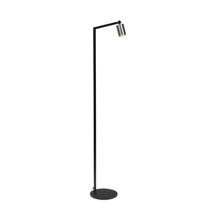 Vloerlamp Masterlight Bounce Zwart/Zilver