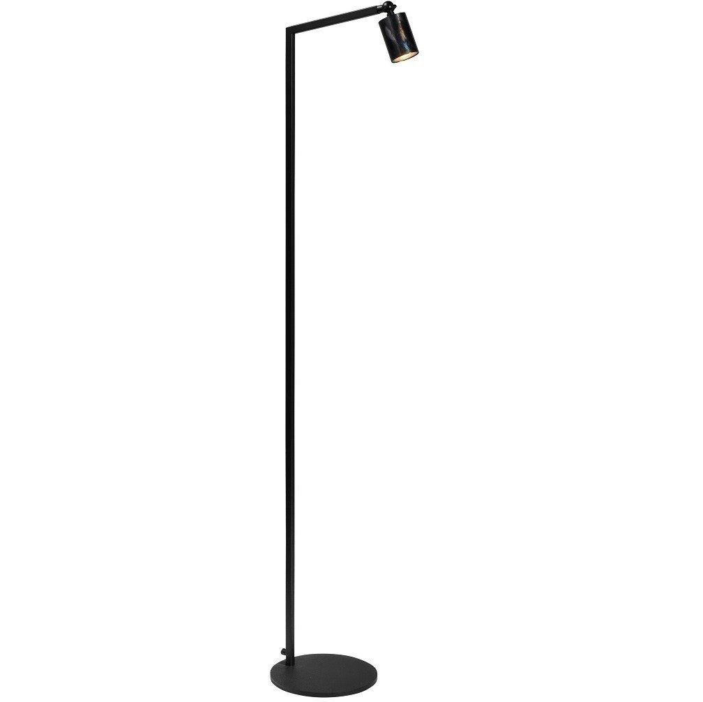 Vloerlamp Masterlight Bounce Zwart/Dappled Oil