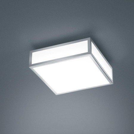 Plafondlamp Zelo IP44 Vierkant Klein