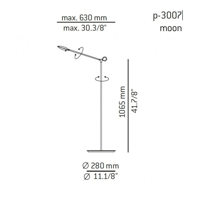 Design led lamp