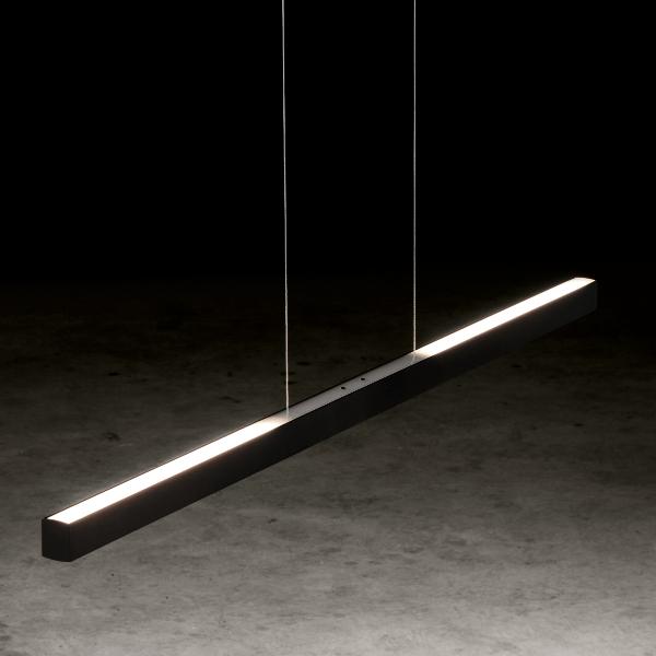 Dimbare hoogteverstelbare designlamp Cruquius