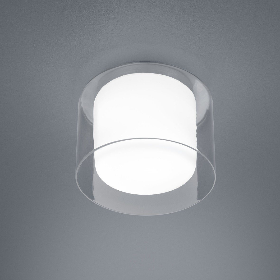 Plafondlamp Olvi IP44 Klein
