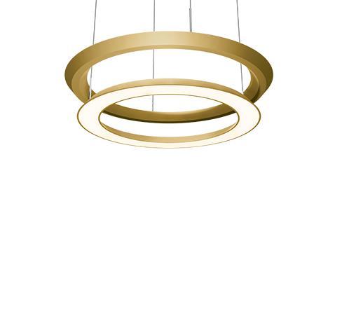 Gave led lamp Don Luce
