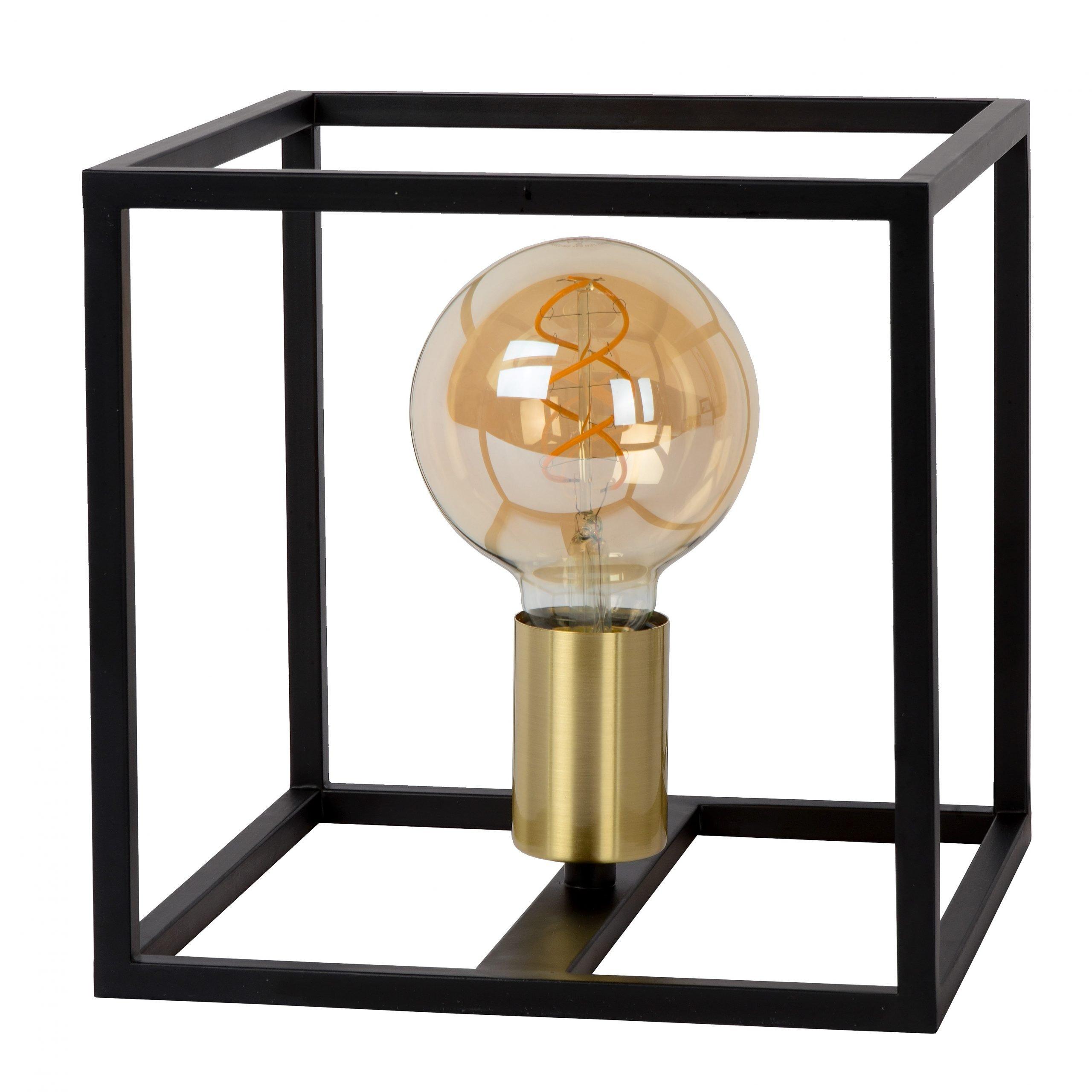 Leuke lamp voor op een kast