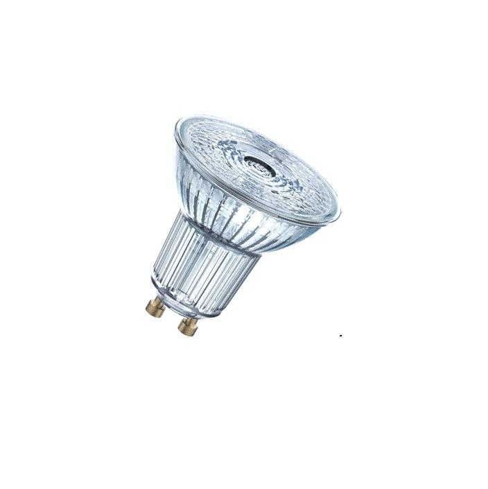 Dimbare GU10 led lamp mooie kleur