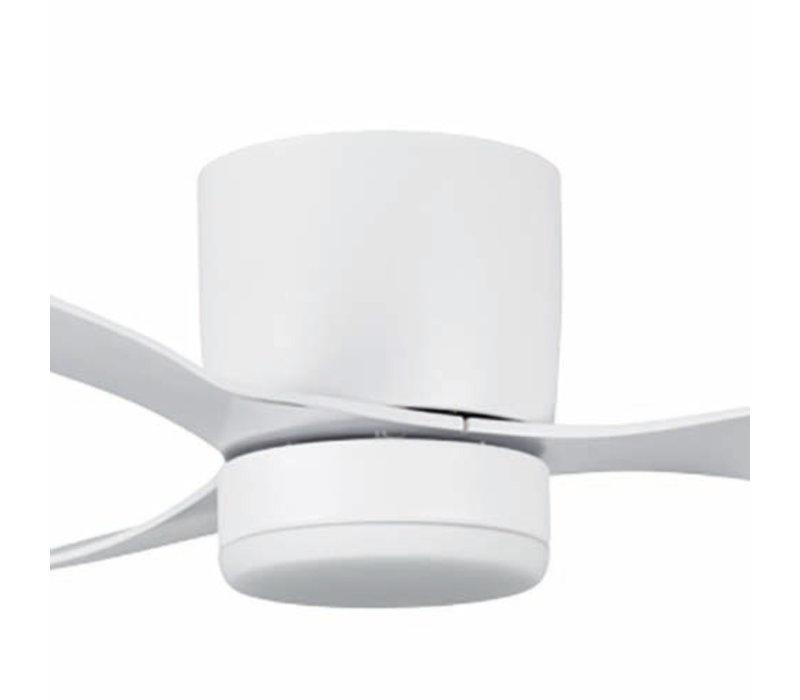 Plafondventilator Freelight Brezza Wit Losse Lichtmodule