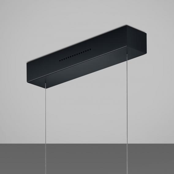 lamp met katrolsysteem