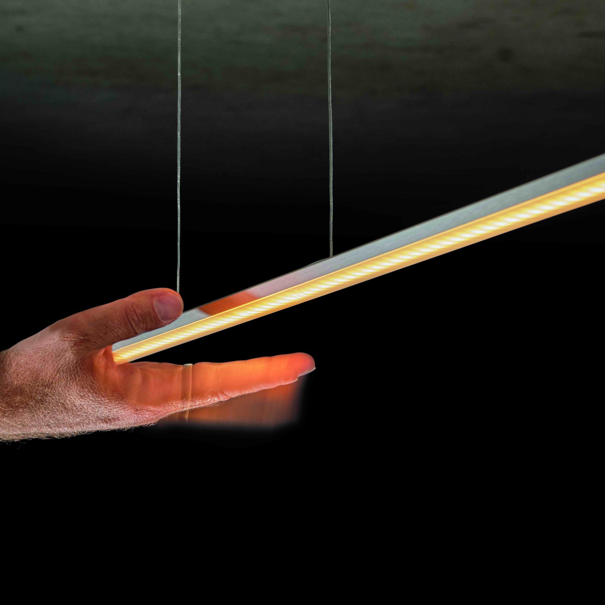 Hanglamp Holtkotter Epsilon RR 163cm In 4 Kleuren