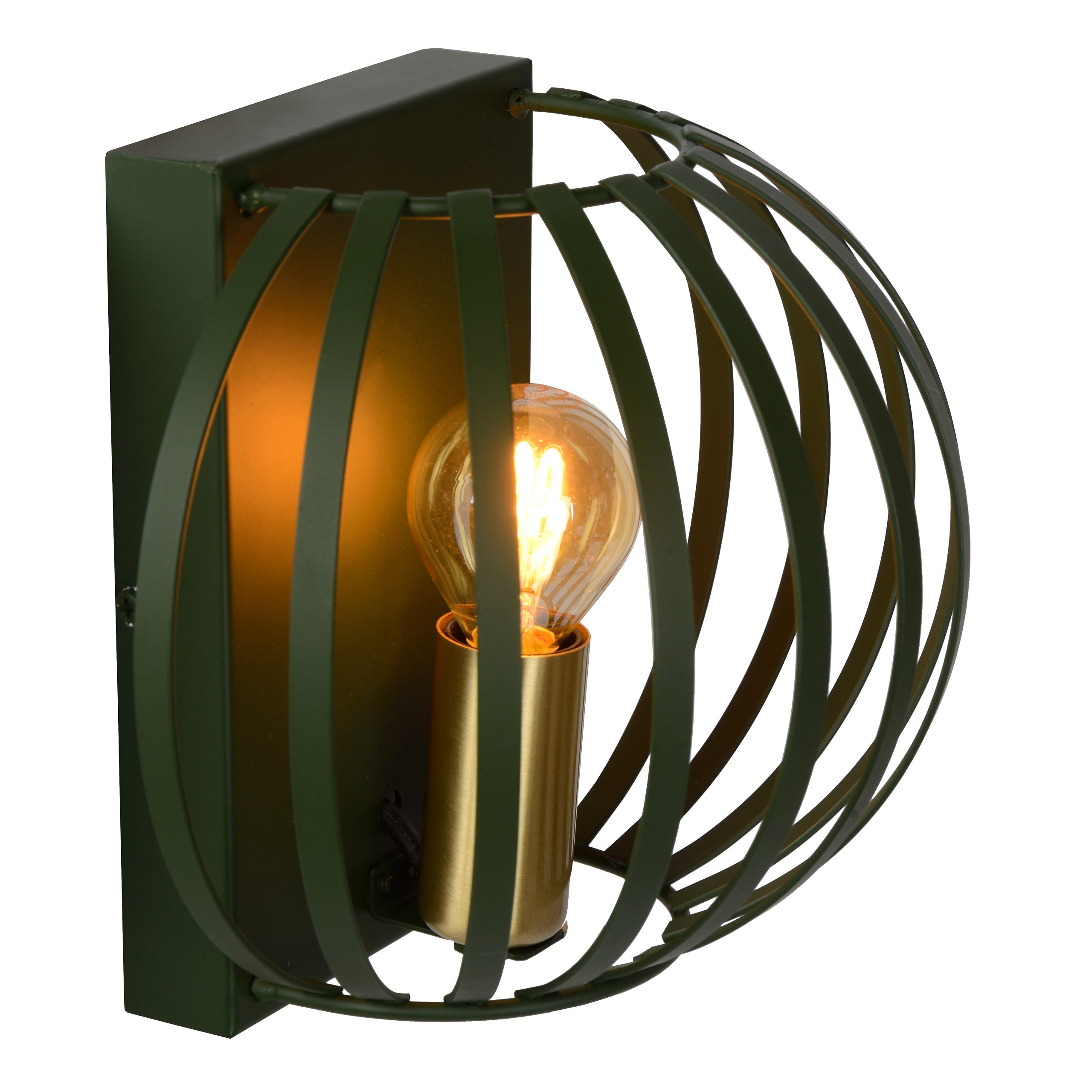 Wandlamp Groen