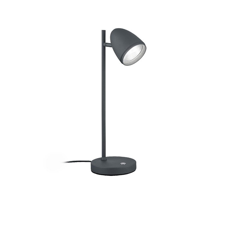 Tafellamp Jessy Zwart B-leuchten By Bankamp Dimbare Led