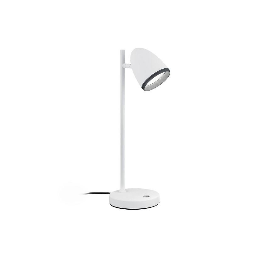 Tafellamp Jessy Wit B-leuchten By Bankamp Dimbare Led