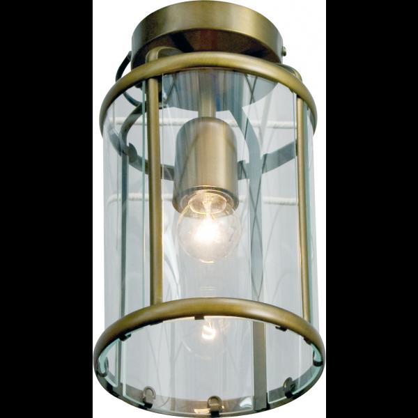 Plafondlamp Steinhauer Pimpernel Brons