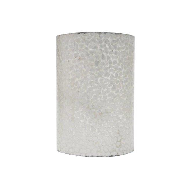 Wandlamp Wangi White Schelpenlamp